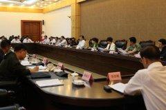 省综治委主任(扩大)会议在沈召开