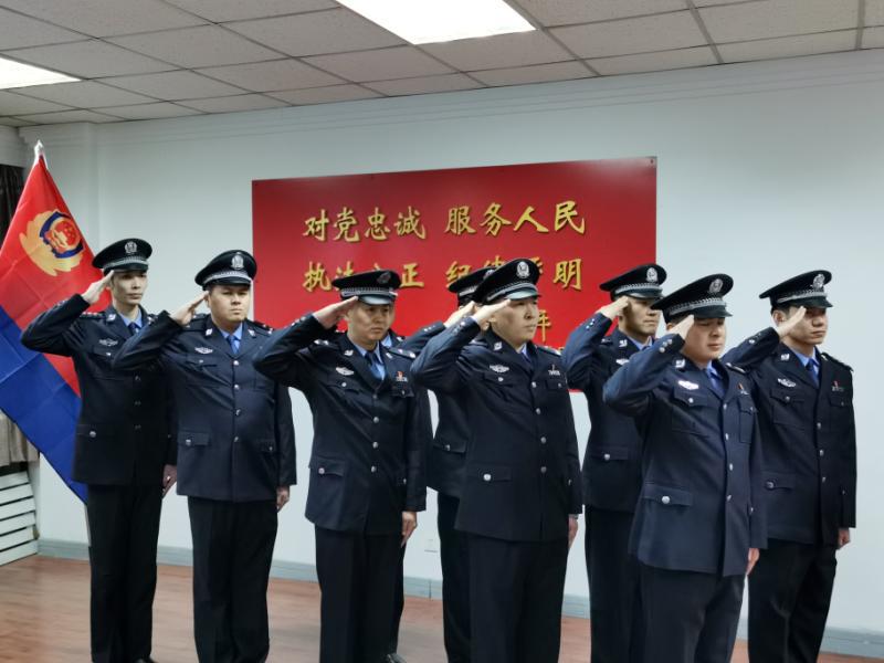 【礼敬我们的节日·保驾护航】这里的平安承诺——记沈阳市中级人民法院司法警察支队